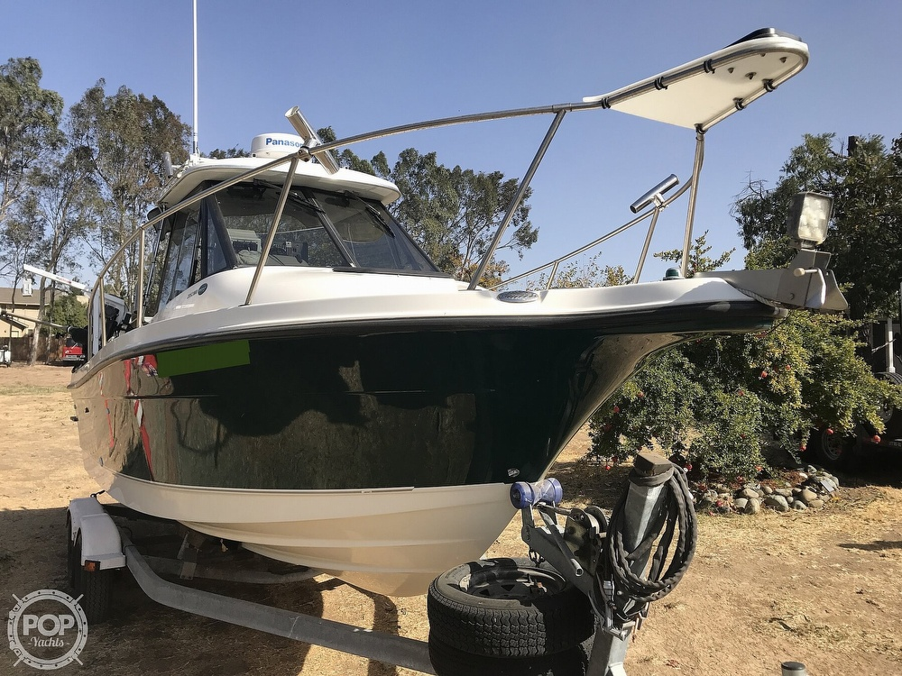 2005 Trophy boat for sale, model of the boat is Pro 2052 WA & Image # 3 of 41