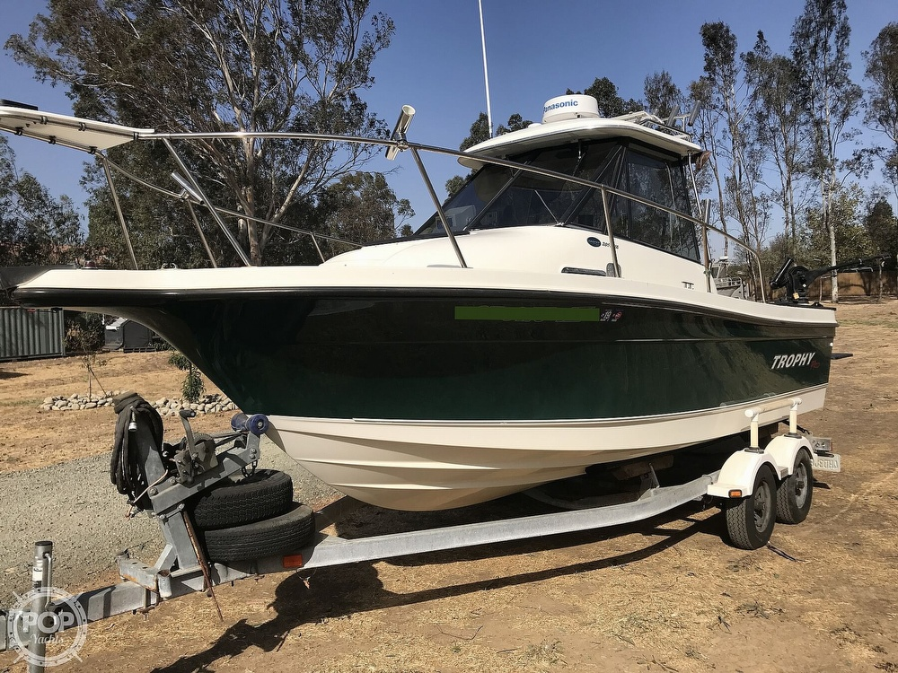2005 Trophy boat for sale, model of the boat is Pro 2052 WA & Image # 4 of 41