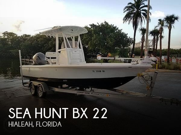 Used Sea Hunt 22 Boats For Sale by owner | 2017 Sea Hunt 22