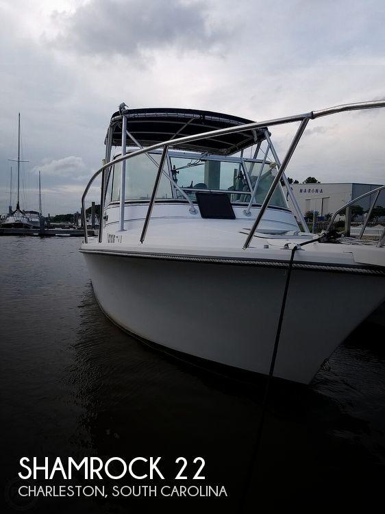 Used Shamrock Boats For Sale by owner | 1989 Shamrock 22
