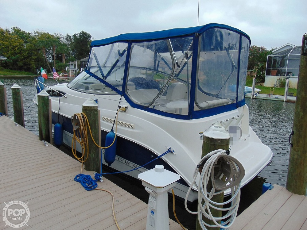2004 Bayliner boat for sale, model of the boat is 265 Cruiser & Image # 19 of 40