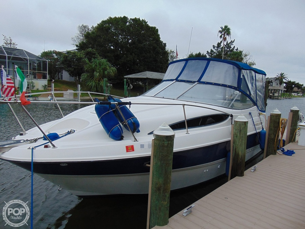 2004 Bayliner boat for sale, model of the boat is 265 Cruiser & Image # 21 of 40