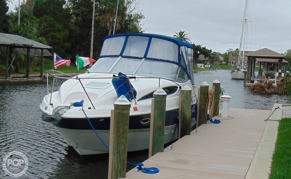 2004 Bayliner boat for sale, model of the boat is 265 Cruiser & Image # 22 of 40