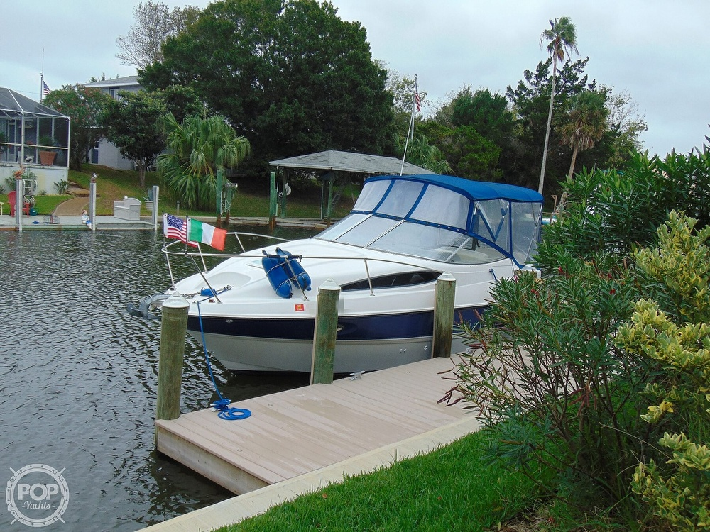 2004 Bayliner boat for sale, model of the boat is 265 Cruiser & Image # 24 of 40