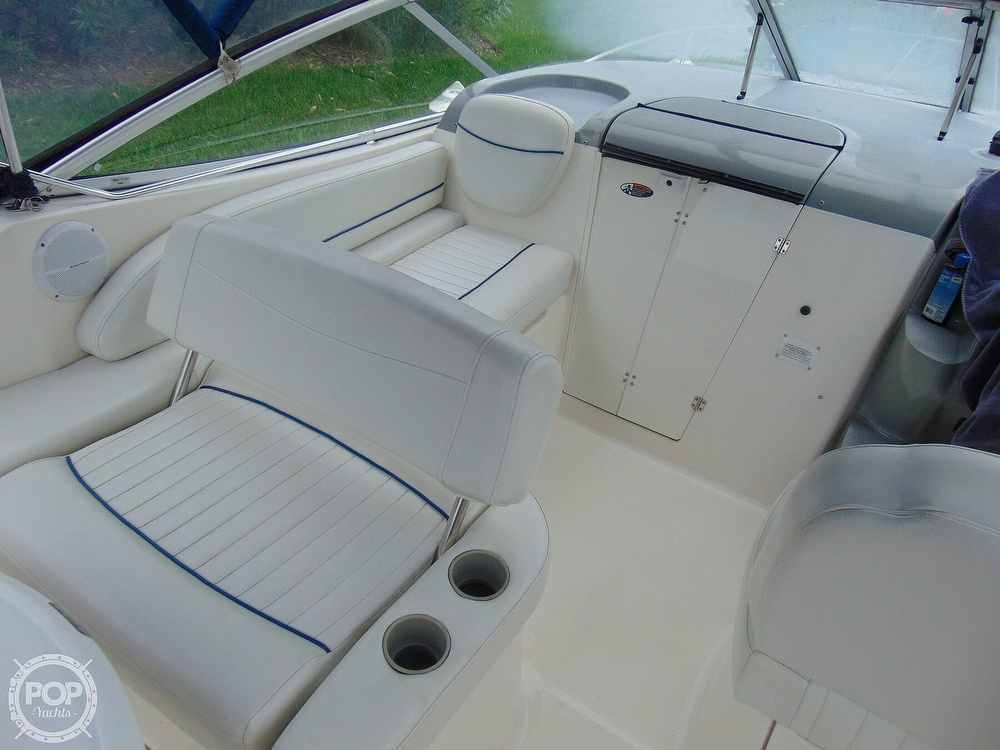 2004 Bayliner boat for sale, model of the boat is 265 Cruiser & Image # 37 of 40