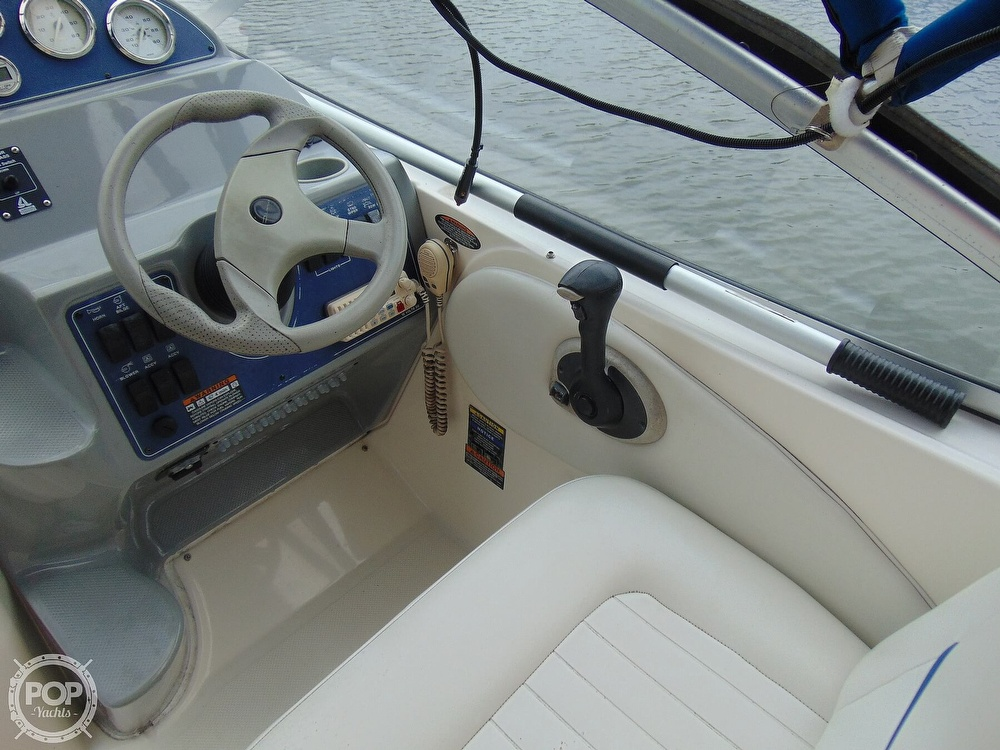 2004 Bayliner boat for sale, model of the boat is 265 Cruiser & Image # 40 of 40