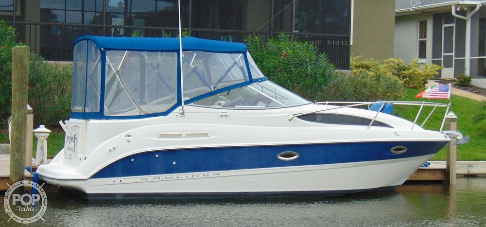 2004 Bayliner boat for sale, model of the boat is 265 Cruiser & Image # 17 of 40