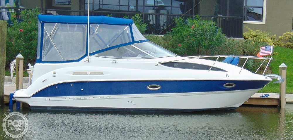 2004 Bayliner boat for sale, model of the boat is 265 Cruiser & Image # 16 of 40
