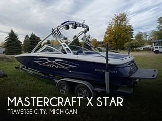 Used Mastercraft Boats For Sale in Michigan by owner   2004 22 foot Mastercraft X Star