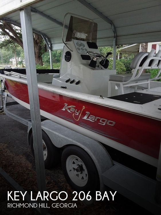 Used Key largo Boats For Sale by owner | 2019 Key Largo 206 Bay
