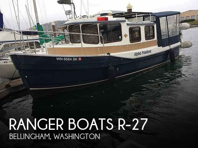 Used Boats For Sale in Washington by owner | 2013 Ranger Boats R-27