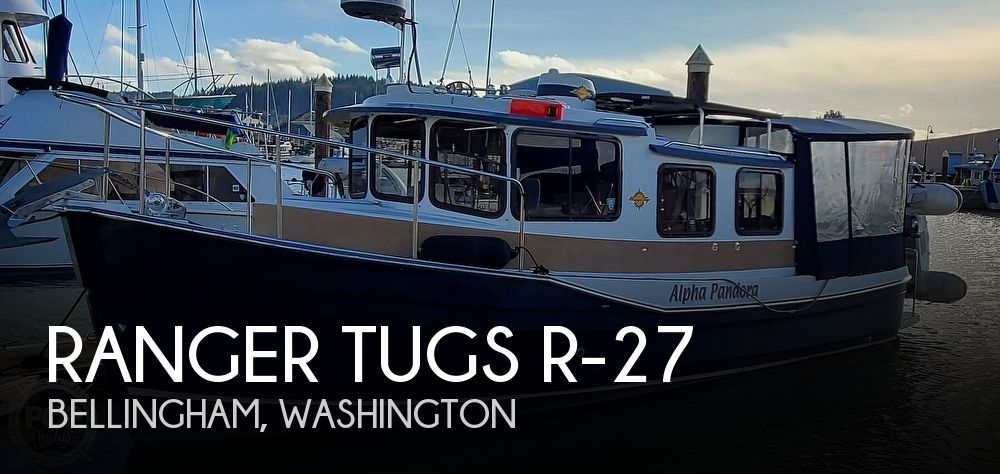 2013 Ranger Tugs boat for sale, model of the boat is R-27 & Image # 1 of 40
