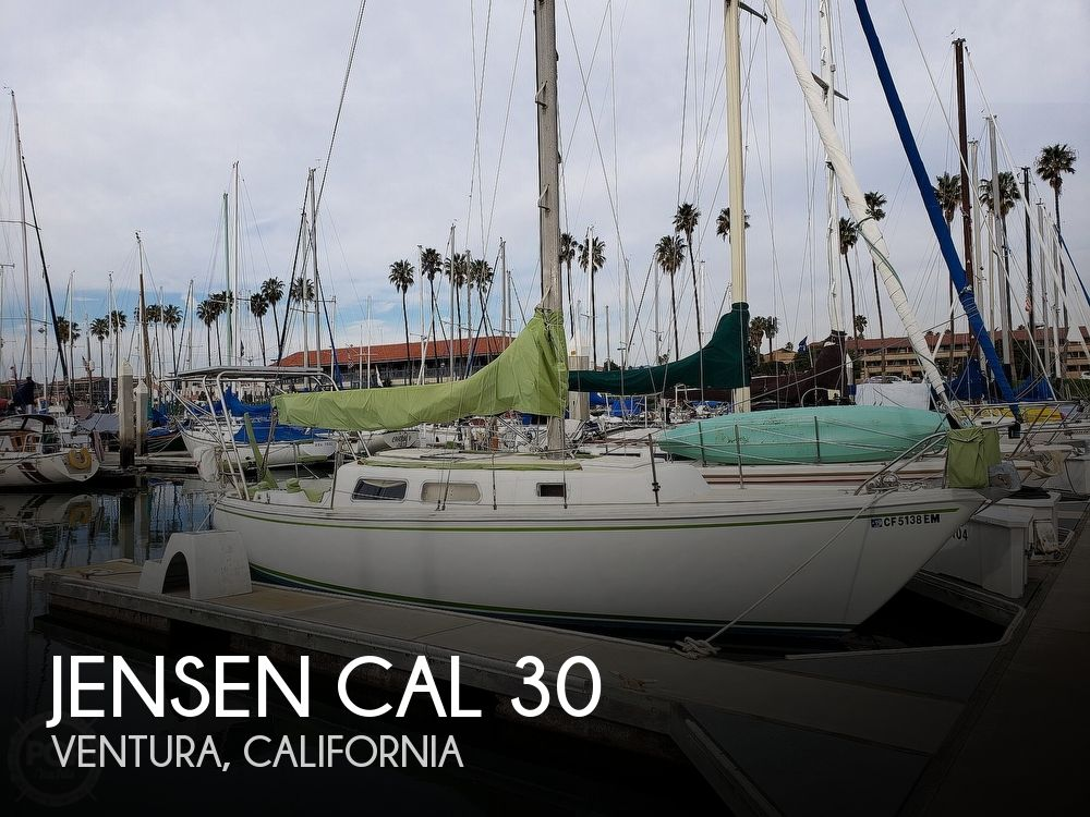 Used Jensen Boats For Sale by owner | 1969 Jensen Cal 30