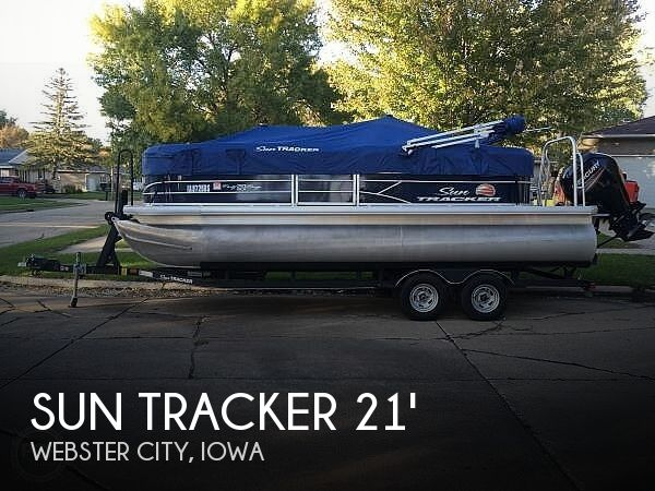 Used Sun Tracker Pontoon Boats For Sale by owner | 2019 Sun Tracker 21
