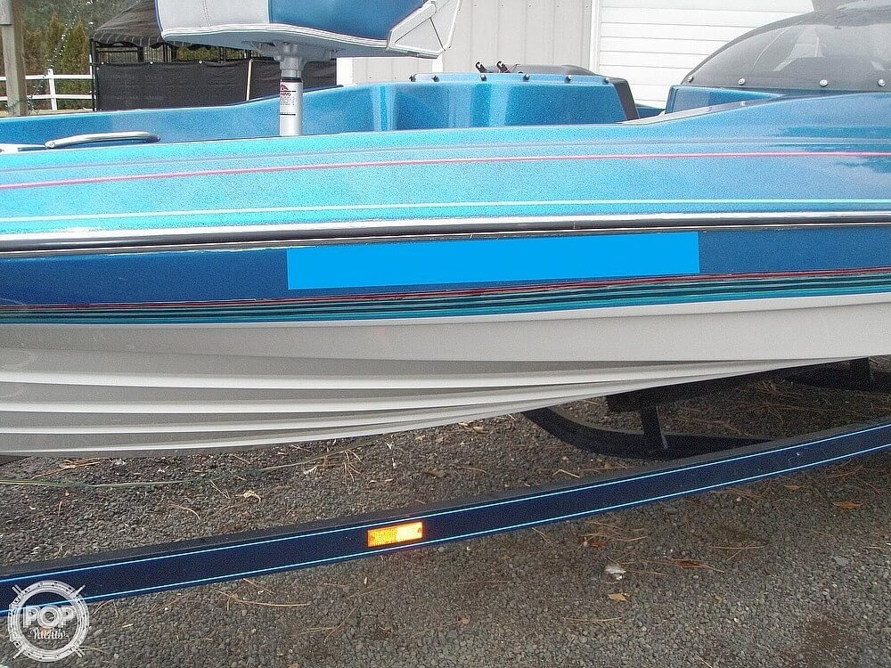 1988 Bayliner boat for sale, model of the boat is Bass Trophy 1810 Fish & Ski & Image # 8 of 41