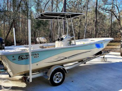 Carolina Skiff 218 DLV, 218, for sale - $29,000