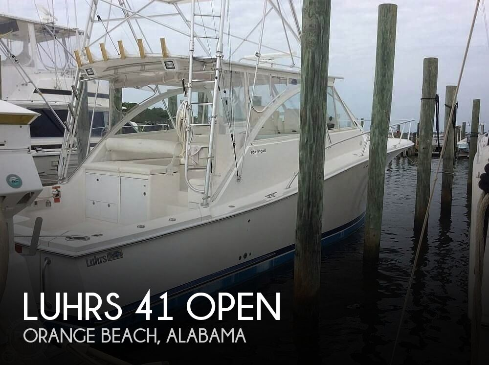 Used Luhrs Boats For Sale by owner | 2007 Luhrs 41 Open