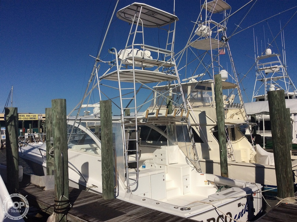 2007 Luhrs boat for sale, model of the boat is 41 Open & Image # 2 of 40