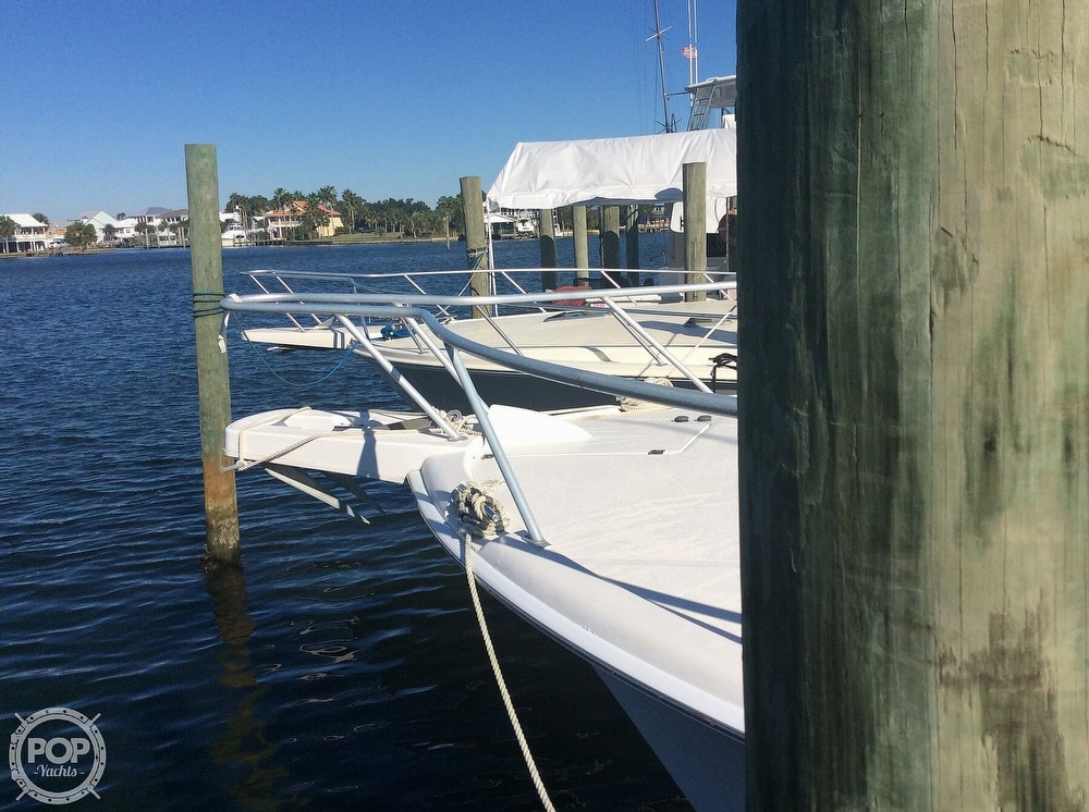 2007 Luhrs boat for sale, model of the boat is 41 Open & Image # 4 of 40