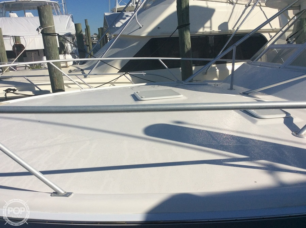 2007 Luhrs boat for sale, model of the boat is 41 Open & Image # 5 of 40
