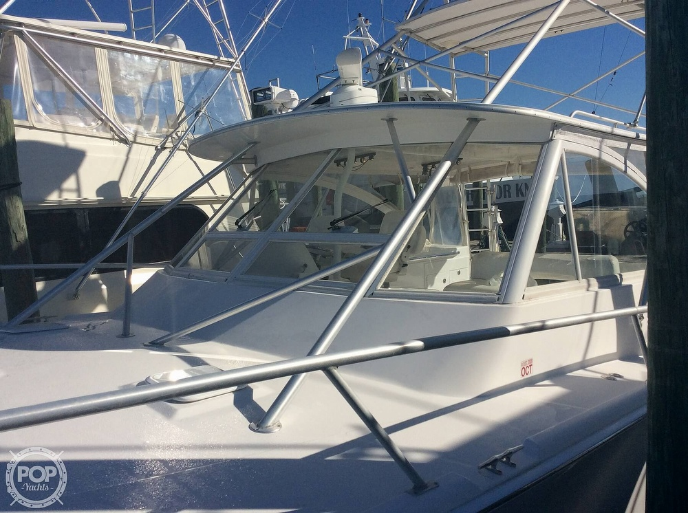 2007 Luhrs boat for sale, model of the boat is 41 Open & Image # 6 of 40