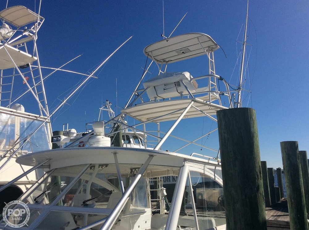 2007 Luhrs boat for sale, model of the boat is 41 Open & Image # 7 of 40