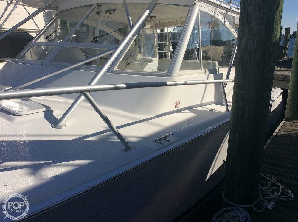 2007 Luhrs boat for sale, model of the boat is 41 Open & Image # 8 of 40