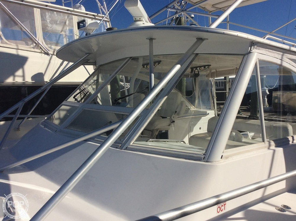 2007 Luhrs boat for sale, model of the boat is 41 Open & Image # 9 of 40