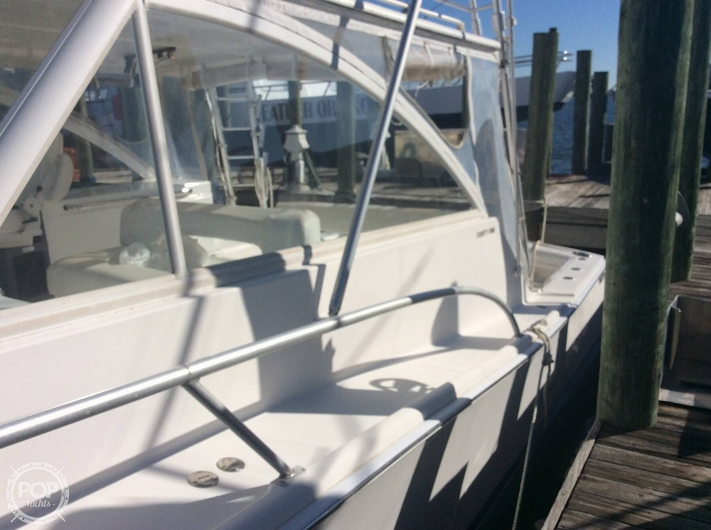 2007 Luhrs boat for sale, model of the boat is 41 Open & Image # 10 of 40