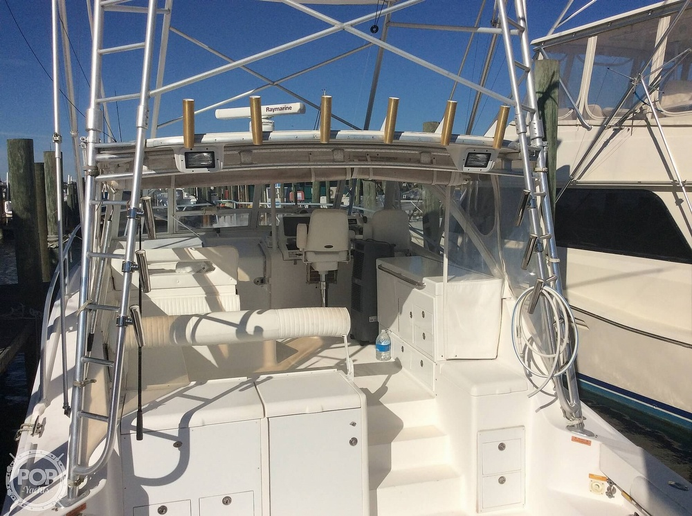 2007 Luhrs boat for sale, model of the boat is 41 Open & Image # 12 of 40
