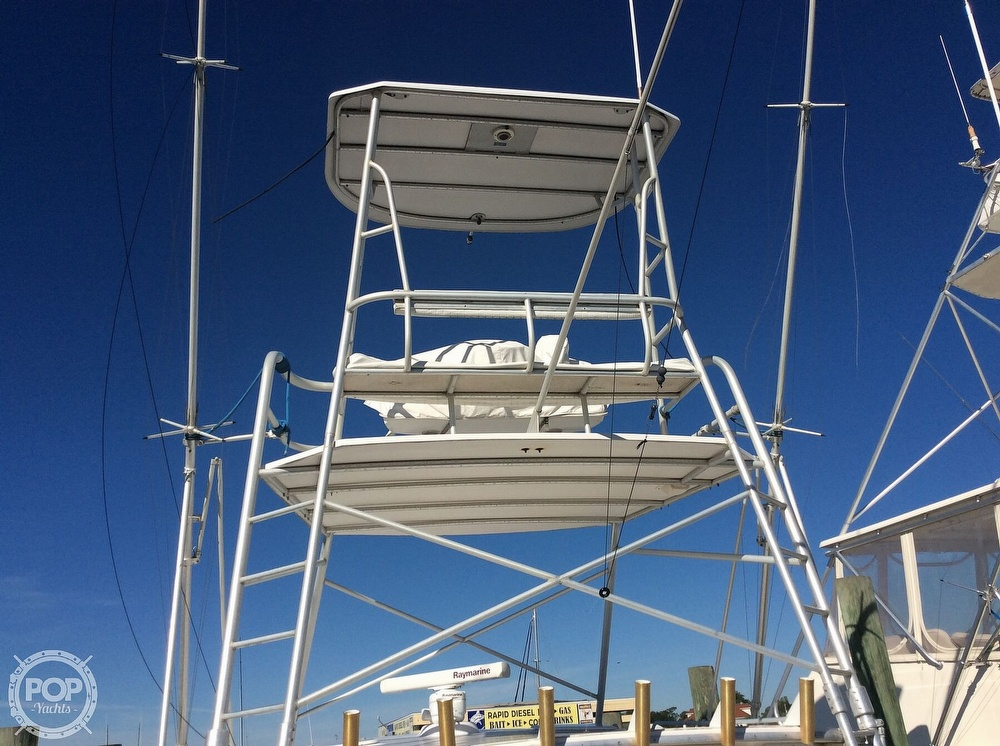 2007 Luhrs boat for sale, model of the boat is 41 Open & Image # 13 of 40