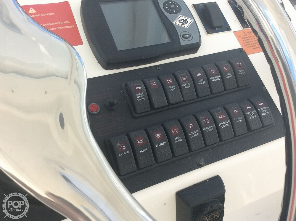 2007 Luhrs boat for sale, model of the boat is 41 Open & Image # 40 of 40