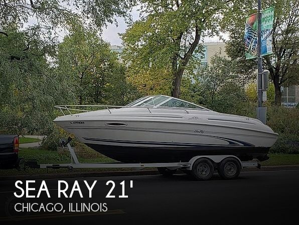 Used Sea Ray 215 Boats For Sale by owner | 2000 Sea Ray 215