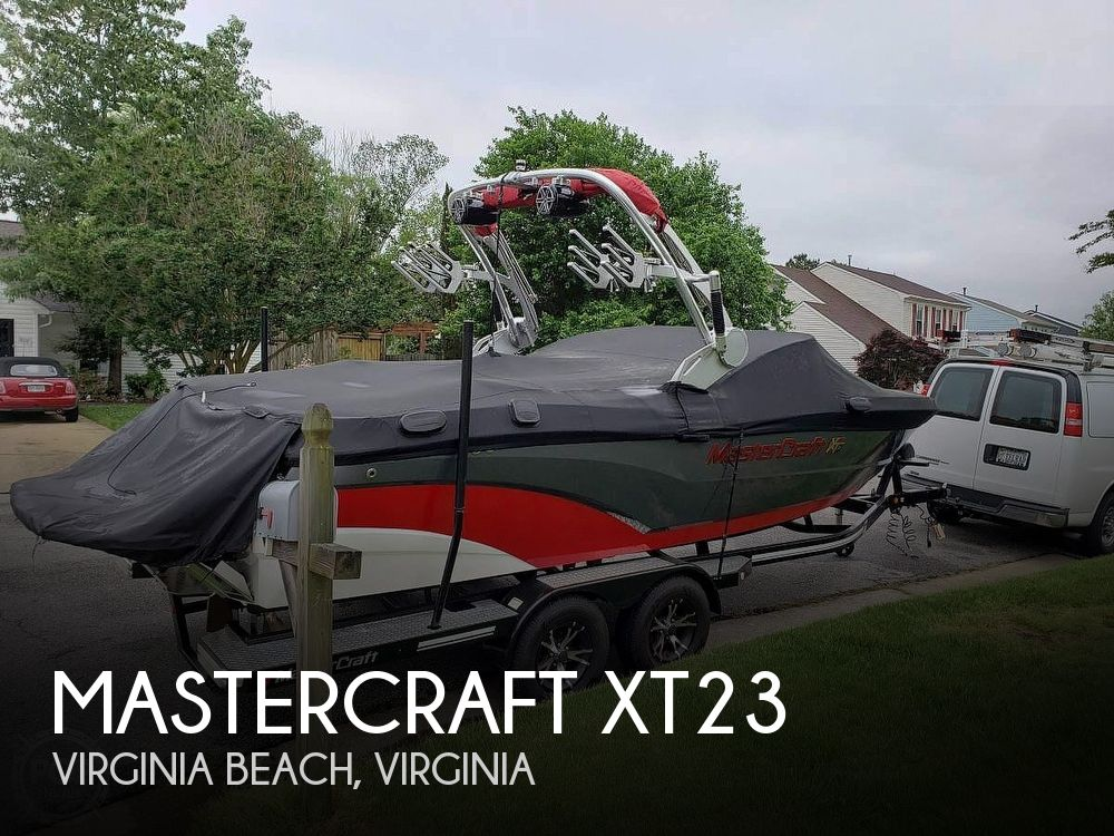 Used Boats For Sale in Virginia by owner | 2017 Mastercraft XT23