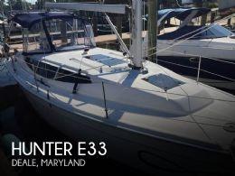 2012 Hunter E33