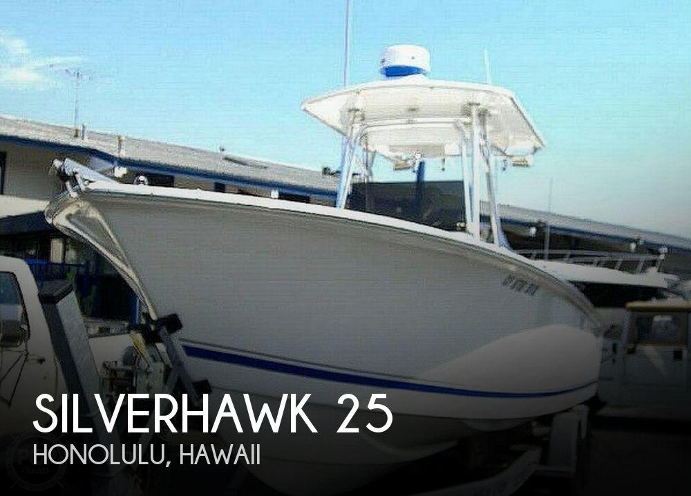 Used Boats For Sale in Honolulu, Hawaii by owner | 1997 Silverhawk 25