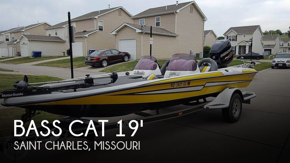 Used Bass Cat Boats For Sale by owner | 2014 19 foot Bass Cat Pantera II