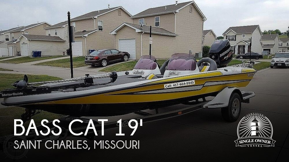 2014 Bass Cat Boats boat for sale, model of the boat is Pantera II Advantage Elite DC & Image # 1 of 42