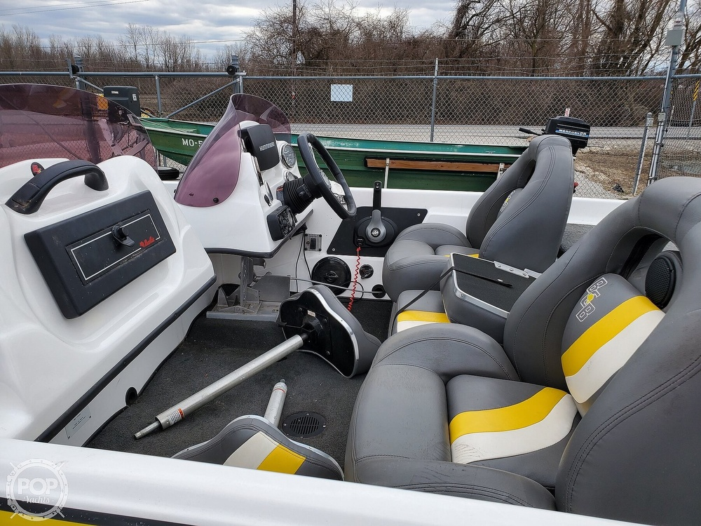 2014 Bass Cat Boats boat for sale, model of the boat is Pantera II Advantage Elite DC & Image # 20 of 42