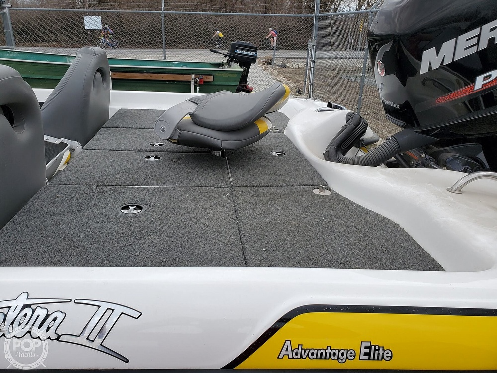 2014 Bass Cat Boats boat for sale, model of the boat is Pantera II Advantage Elite DC & Image # 21 of 42