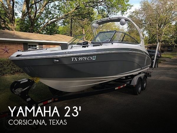 Used Boats For Sale in Waco, Texas by owner | 2015 Yamaha 242 Limited S