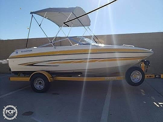 2007 Glastron boat for sale, model of the boat is 185 GT & Image # 2 of 19