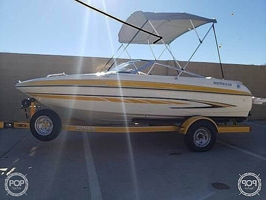 2007 Glastron boat for sale, model of the boat is 185 GT & Image # 18 of 19