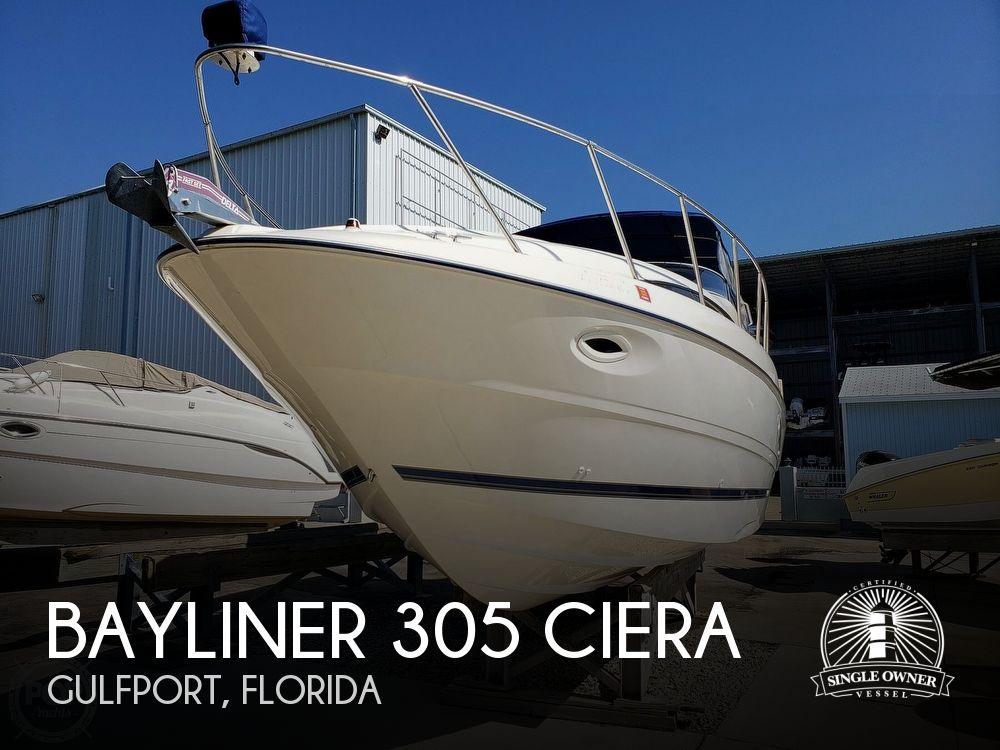 2003 Bayliner boat for sale, model of the boat is 305 Ciera & Image # 1 of 40
