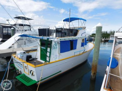 CHB Marine Trader, 33', for sale - $18,000