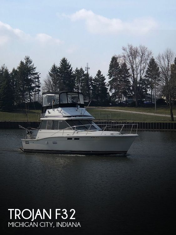 Used Boats For Sale in Indiana by owner | 1978 Trojan F32