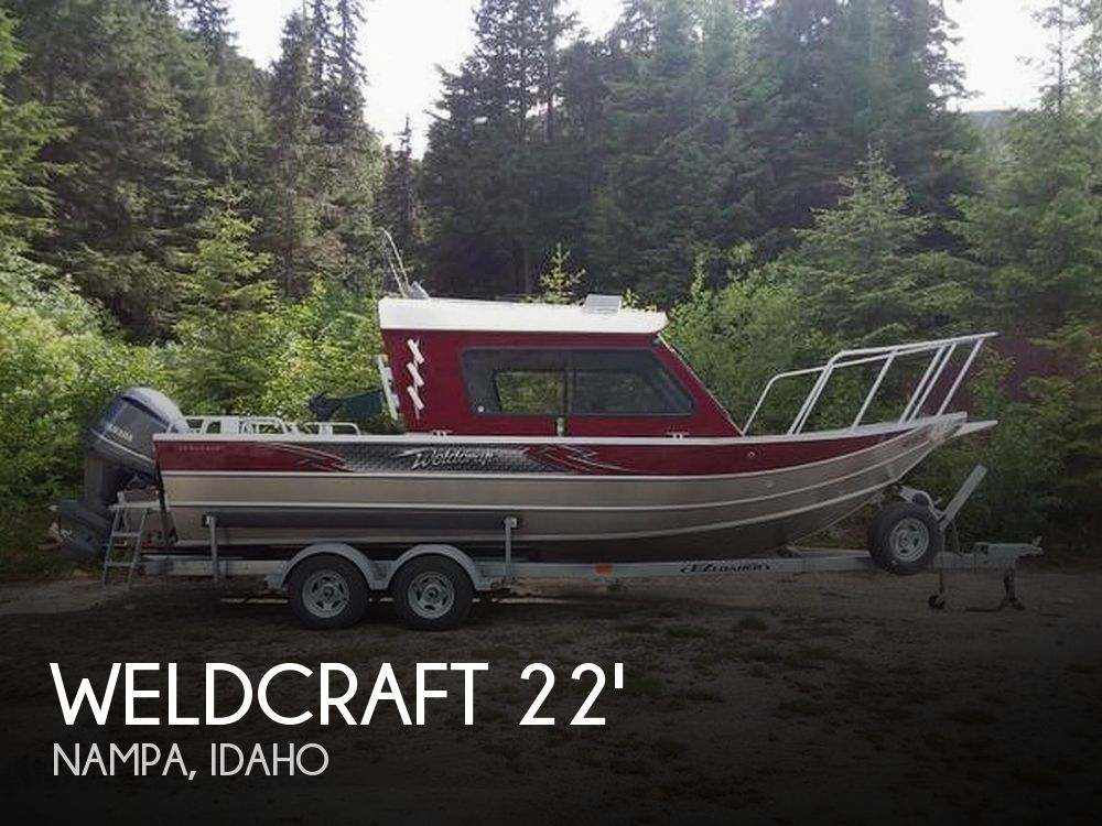 Used Boats For Sale in Boise, Idaho by owner | 2018 Weldcraft Ocean King 220