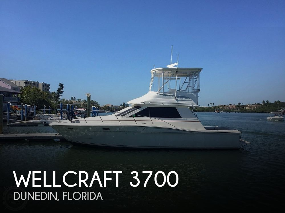 Used Wellcraft Boats For Sale by owner | 1988 37 foot Wellcraft Cozumel