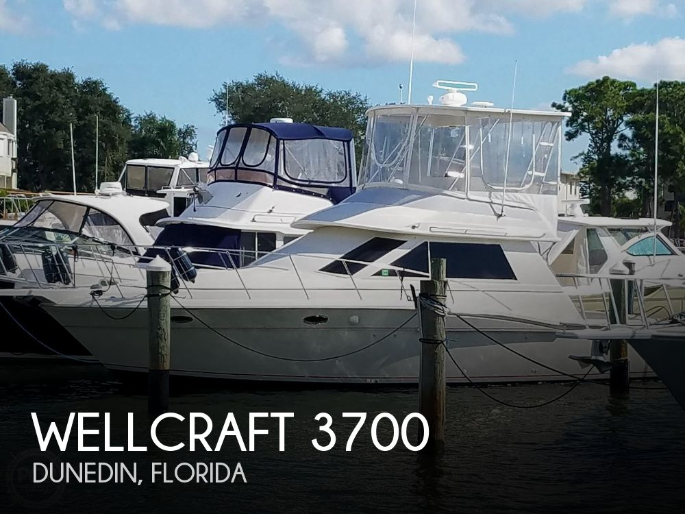 1988 WELLCRAFT 3700 COZUMEL for sale