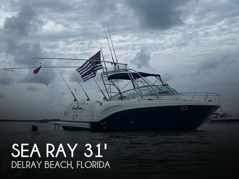 Used Sea Ray 29 Boats For Sale by owner | 2006 Sea Ray 290 Amberjack
